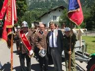 Bludenzer Vereine: Ein Jahreshöhepunkt war das Bezirksfeuerwehrfest der Feuerwehr Braz im Juli 2017. Wir freuen uns auf Bings-Stallehr im Juli 2018.