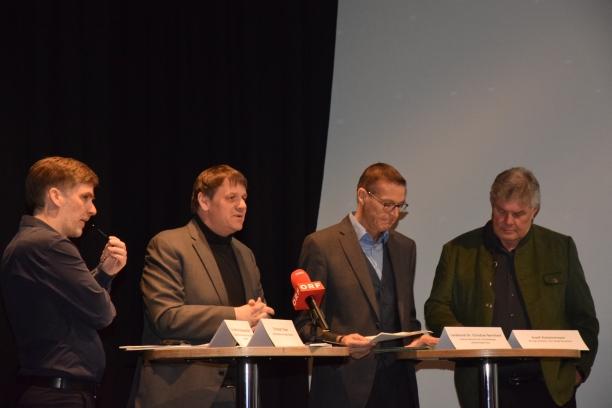 Pressegespräch über die Kulturfabrik 2013: Zukunft gestalten, Bürgerbeteiligung und Stärkung des Vorarlberger Südens im Fokus ...